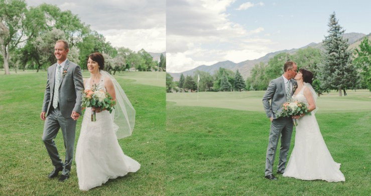 Logan Country Club Wedding Venue Logan Utah Photographer