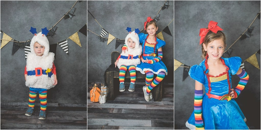 OchsenbeinHansen Halloween Mini 2017 Logan Utah Photographer