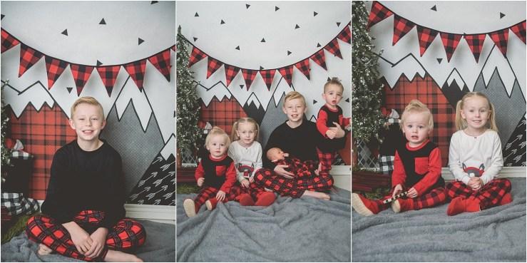 Kristi Christmas Mini Logan Utah Photographer