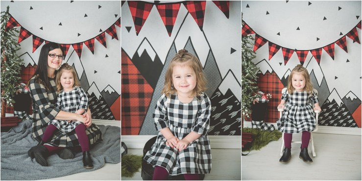 Davis Christmas Mini Logan Utah Photographer