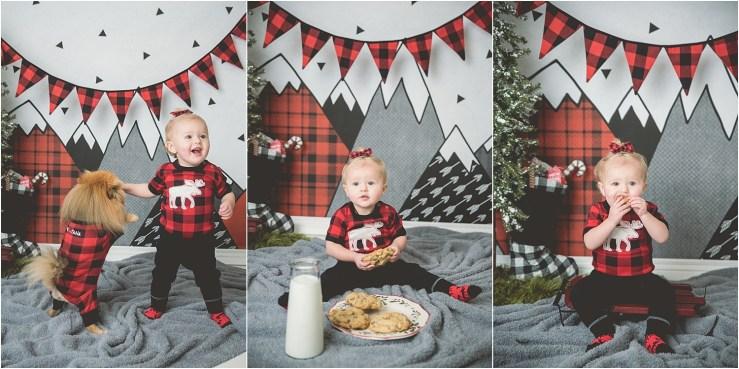 Clegg Christmas Mini Logan Utah Photographer