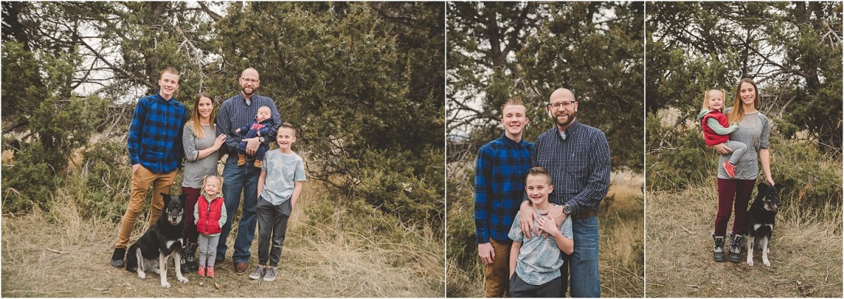 Wright Family Logan Utah Family Photographer