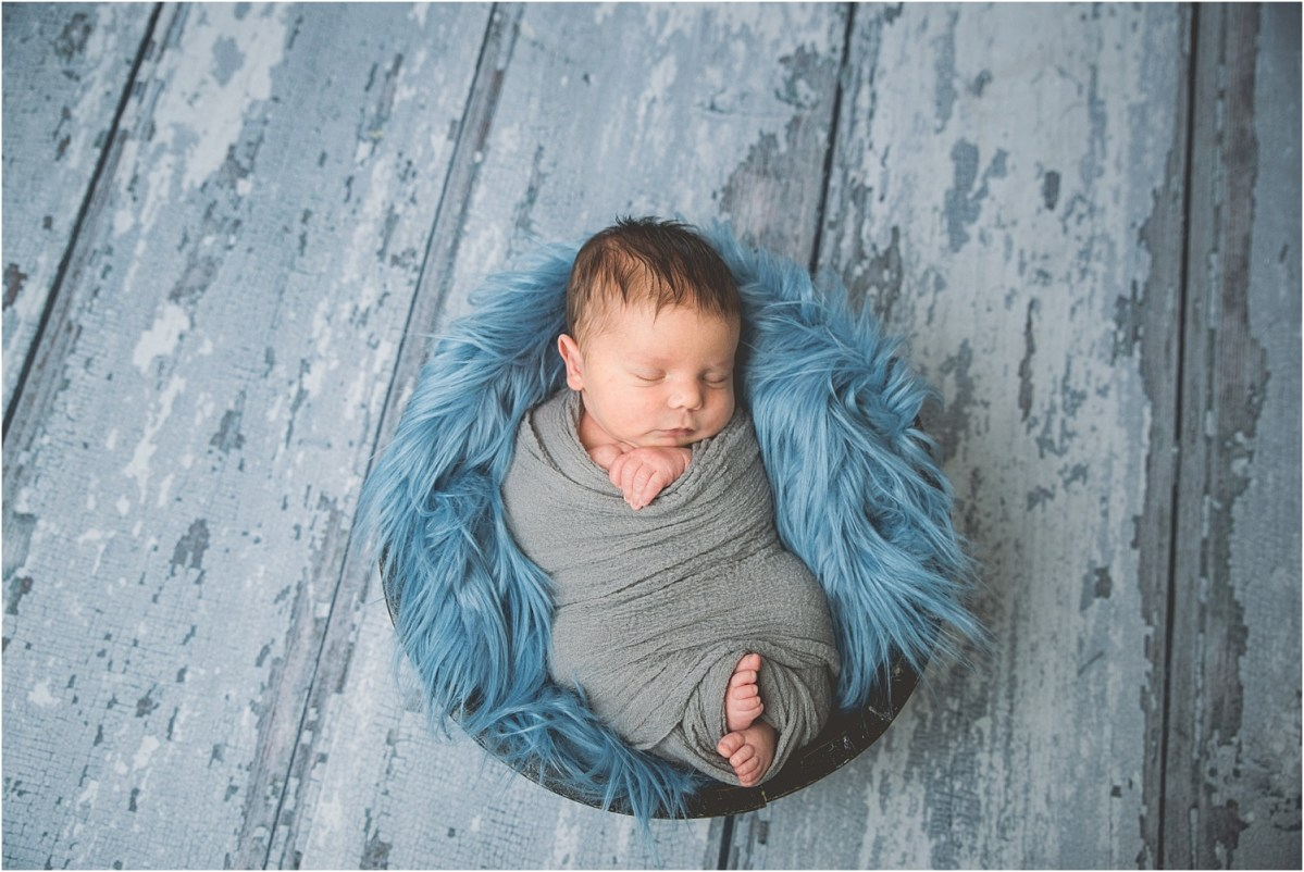 Merrill Newborn Logan Utah Photographer