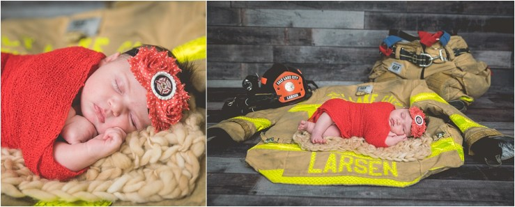 Larsen Newborn Logan Utah Photographer