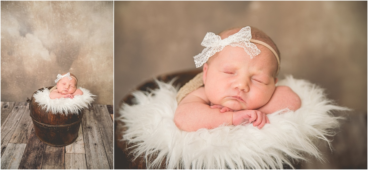 Carlisle Logan Utah Newborn Photographer Baby Girl