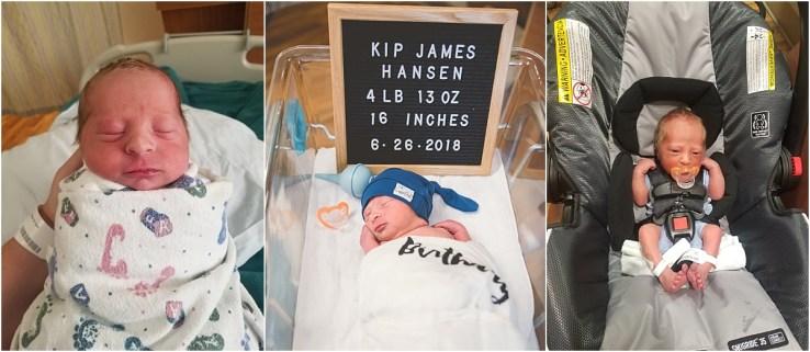 Hospital Bag Must Haves | Newborn Photographer Logan Utah