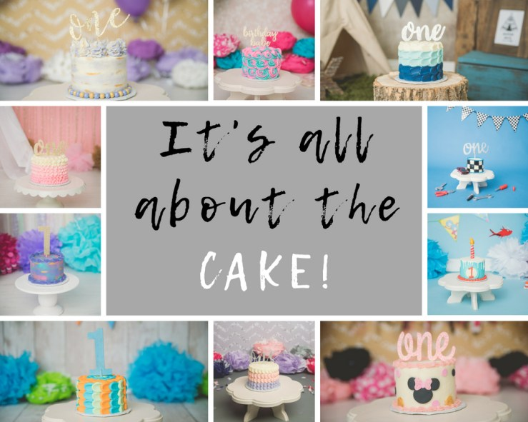 It's All About the Cake Planning Cake Smash Sessions