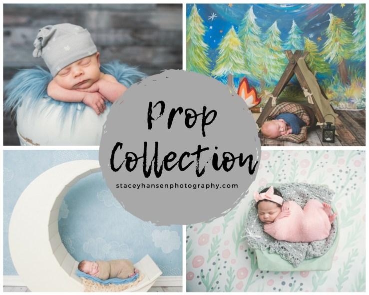 Prop Collection Newborn Photographer Logan Utah