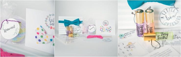 Newborn Gift Bags Logan Utah Newborn Photographer