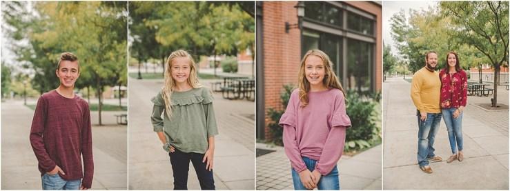 Clark Family Logan Utah Family Photographer