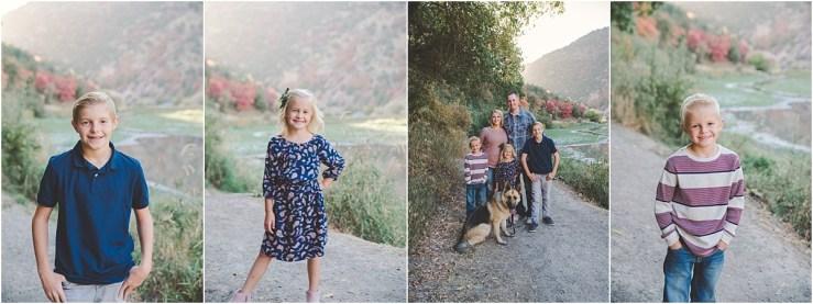 Maughan Family Logan Utah Family Photographer