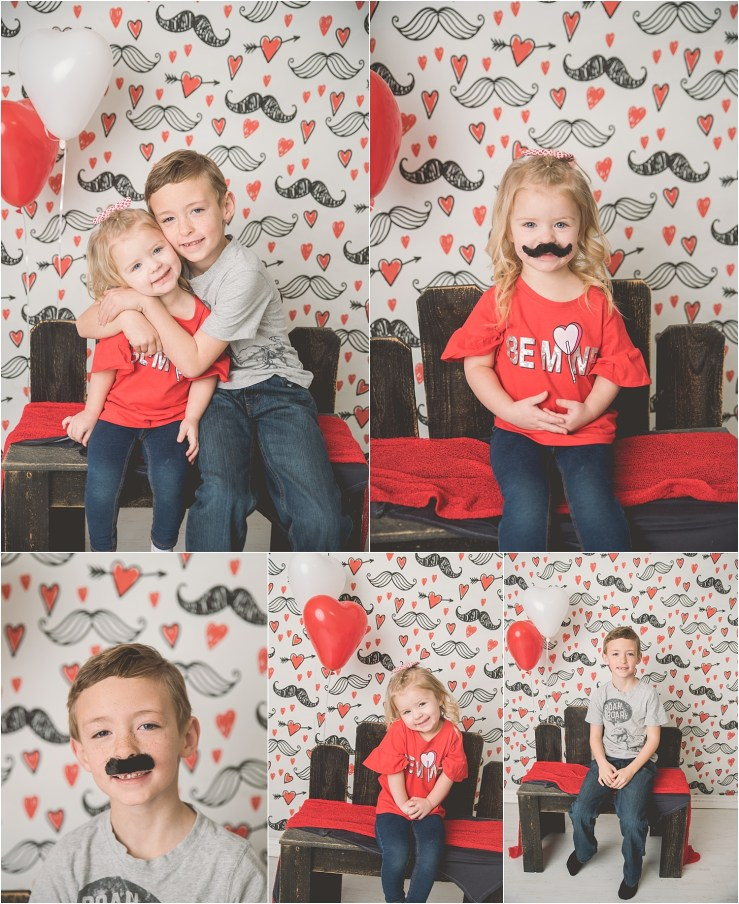 Valentine's Mini Sessions Logan Utah Photographer
