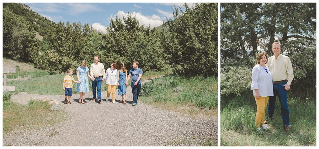 Edwards Family Logan Utah Family Photographer