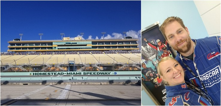 Miami Vacation NASCAR For a Day Experience