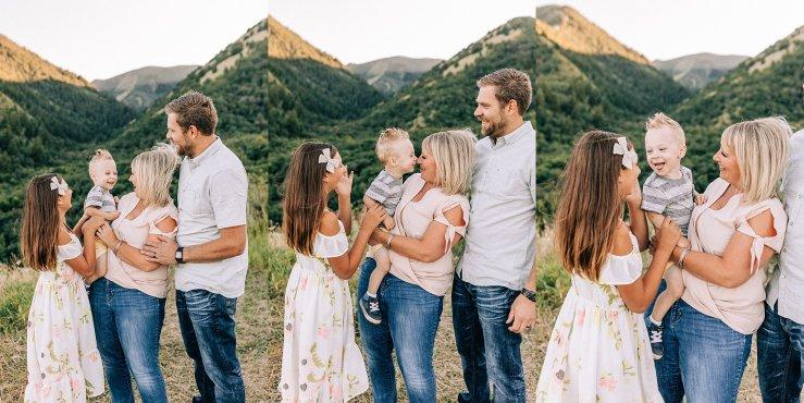 Hansen Logan Utah Family Photographer