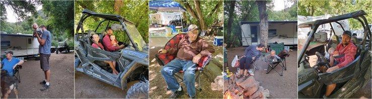 Hansen Camping Trip 2020