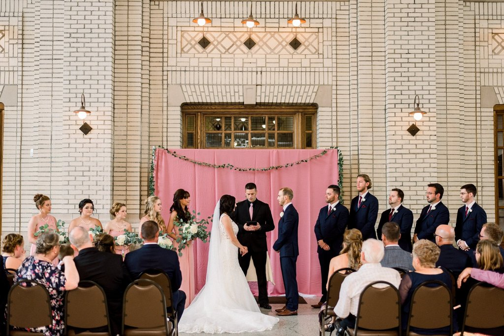 Baker Street Train Station Wedding