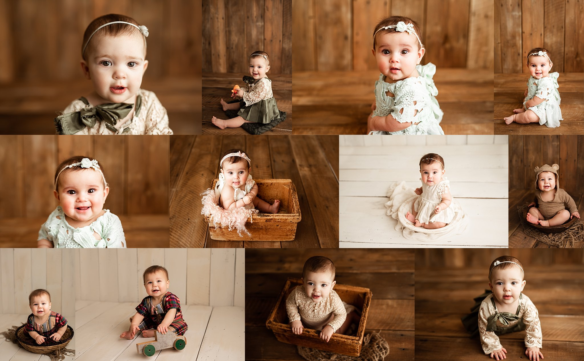 Fort Wayne Baby Photographer