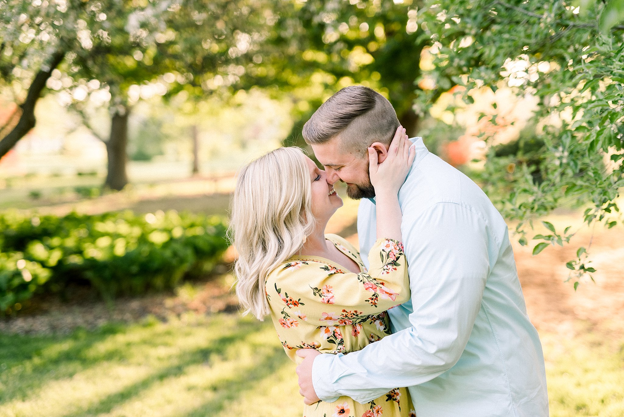 Fort Wayne Engagement Session