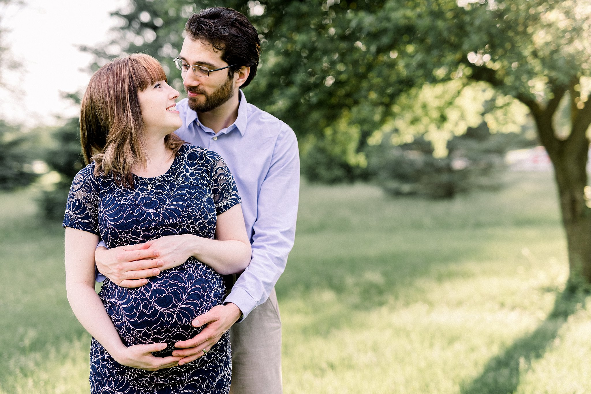Fort Wayne Maternity Session