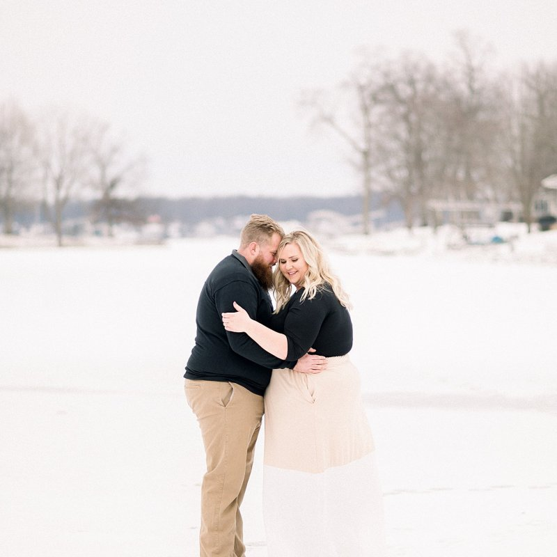 Lake House engagement Session