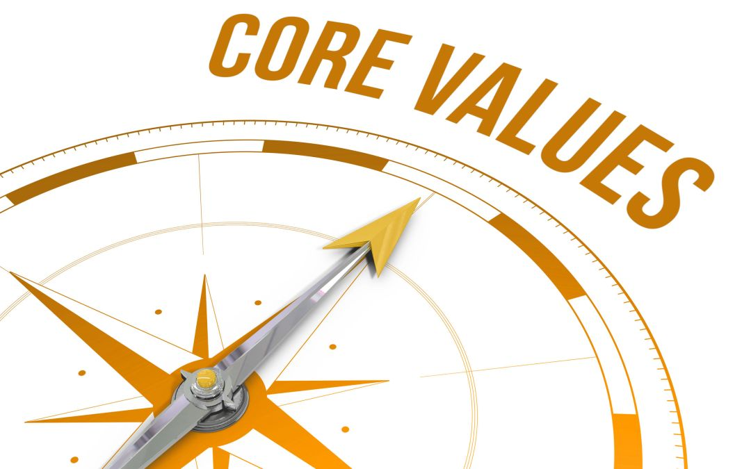 Discovering Your Personal Set of Values