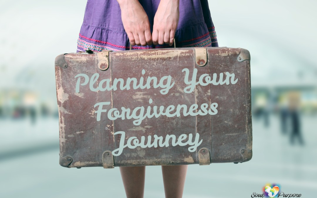 Planning Your Forgiveness Journey