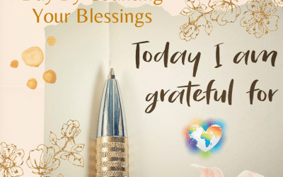 Start & End Your Day By Counting Your Blessings