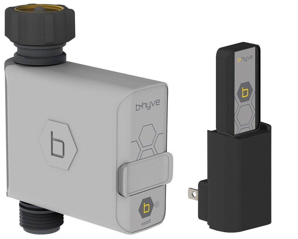 - b hyve smart water spigot - Drip, drip: How to make a water spigot smart – Stacey on IoT
