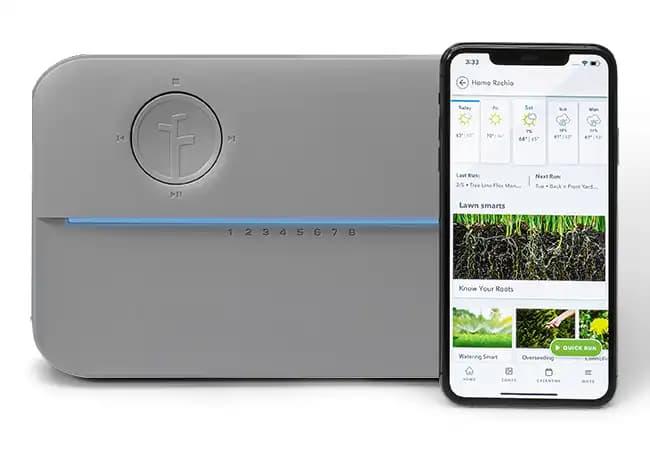 Rachio 3e smart irrigation