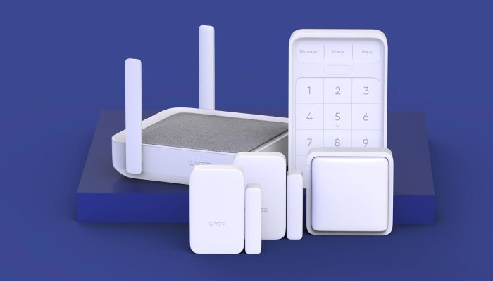 Wyze Home Monitoring System