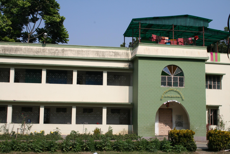 Udayan girl's dormitory, my new home.