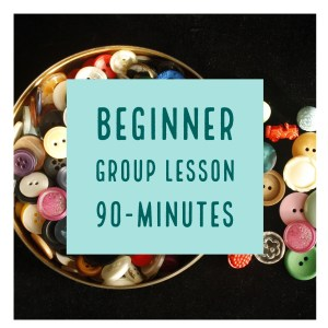 Beginner Group Sewing Lessons | Learn to Sew | Stacey Sansom Designs