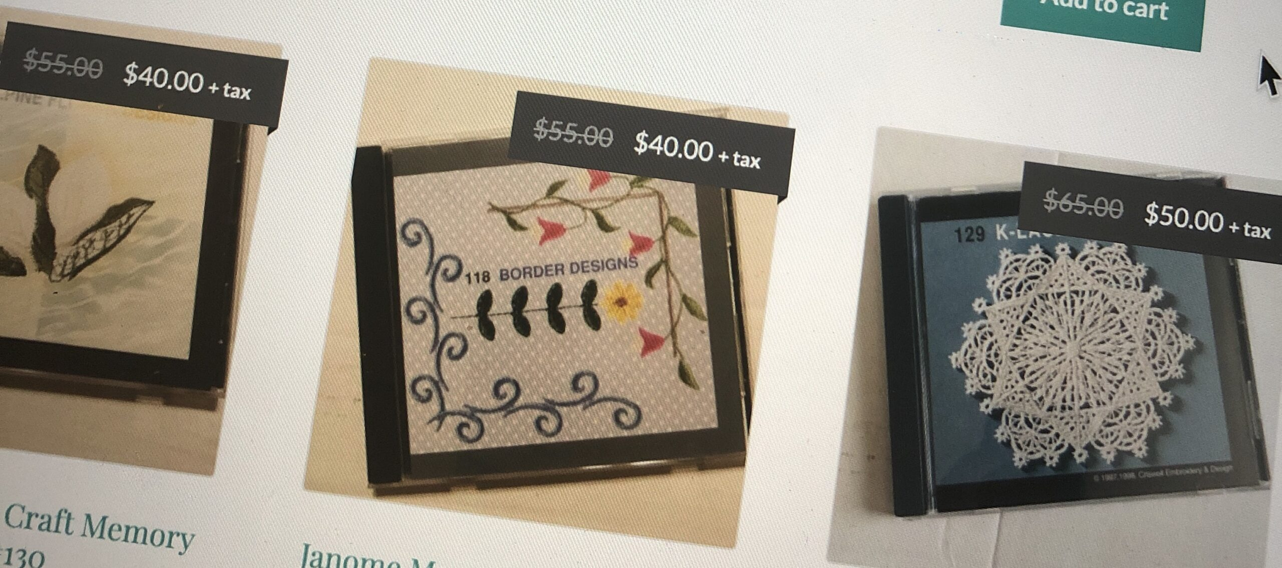 New Garage Sale Items in the SHOP   Stacey Sansom Designs