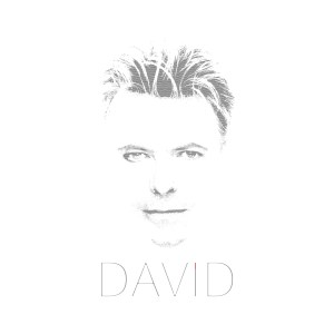 David Bowie Art Creation by Steve Stachini - Sublime David 120cm x 120cm
