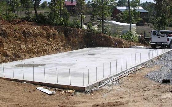 Slab Projects  Stachler Concrete