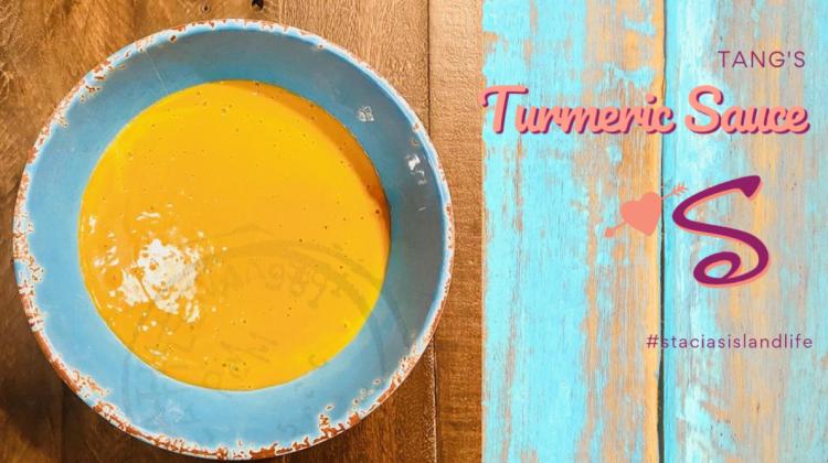 tang's turmeric sauce