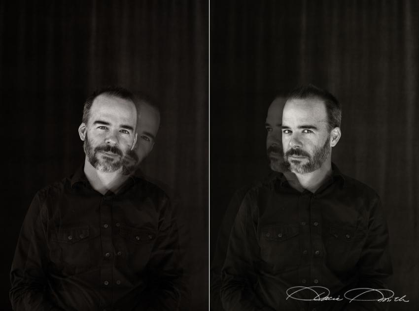 www.stacieannsmith.com #portrait #doubleexposure
