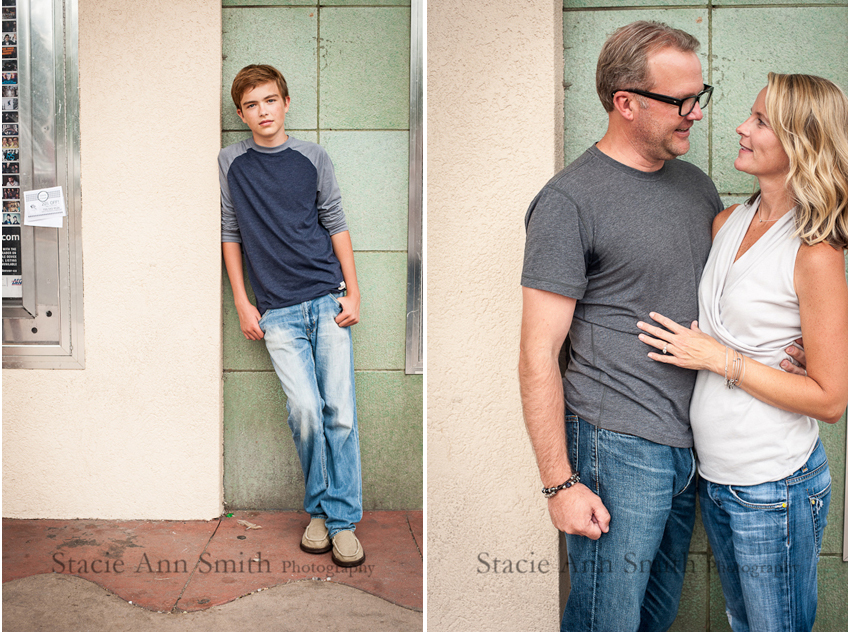 www.stacieannsmith.com #DenverPhotographer #UrbanFamilyPhotographer #GothicTheater