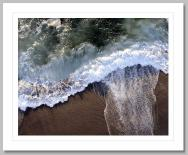 Wave at North Beach, Pt. Reyes