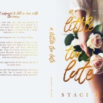 A LITTLE TOO LATE: Cover reveal!