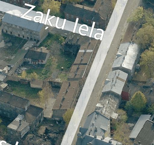 Zaķu iela 1