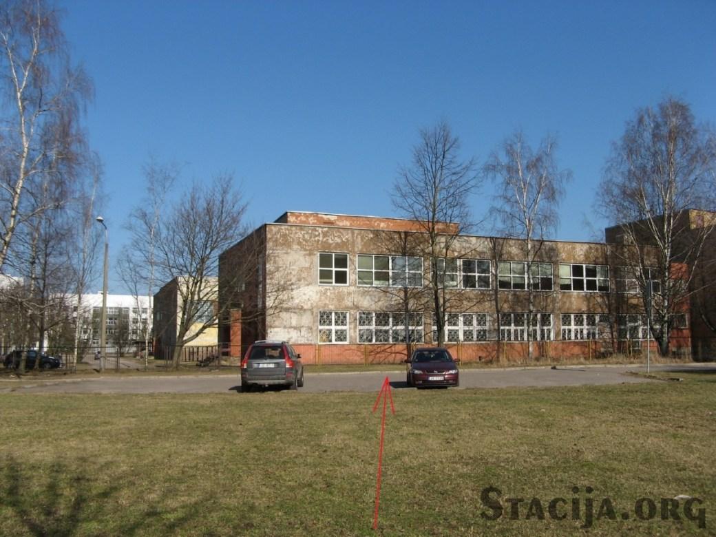 Rīgas būvniecības vidusskola