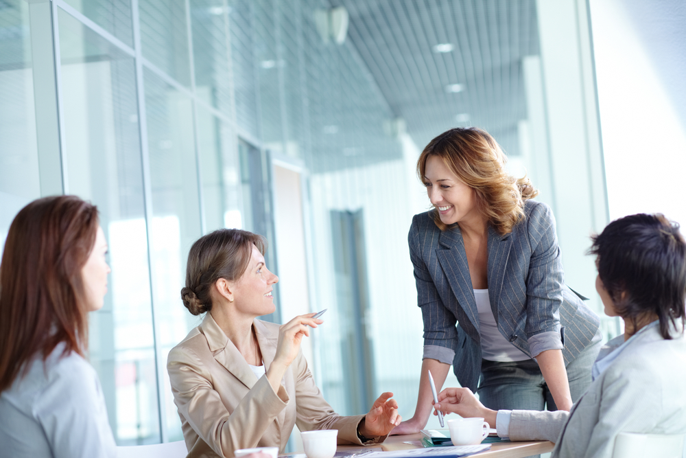 Women Don't Aspire to Become Leaders?