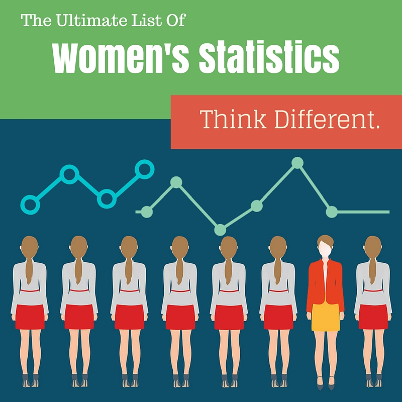 The Ultimate List of Women's Statistics