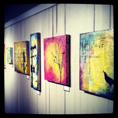 Revelry Gallery 2011, Louisville, Kentucky - Two person show