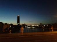 Nocny widok na rzekę vol 2