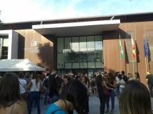 Powitanie na uczelni