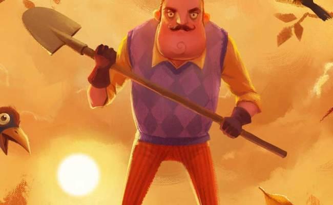 Watch This Is A Hello Neighbor Game Theory You Have To