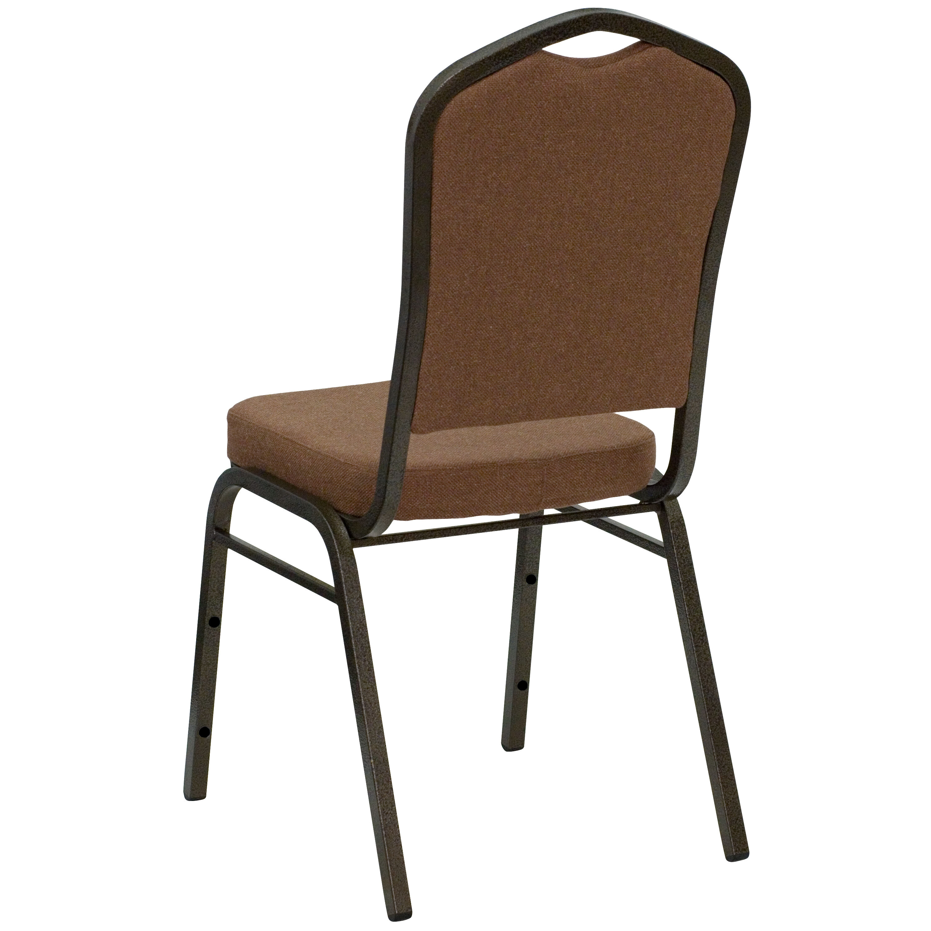 Stackable Folding Chairs Coffee Fabric Banquet Chair Ng C01 Coffee Gv Gg
